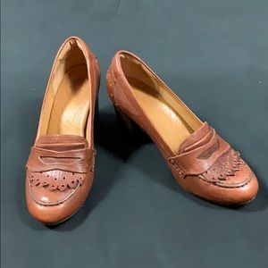 Clarks loafers 7M